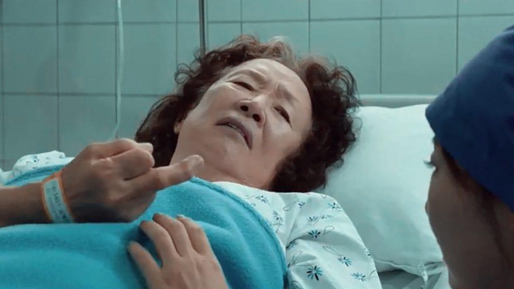 korean movie - honest candidate