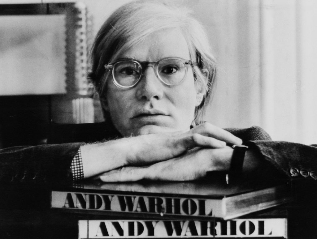 Picture of Andy Warhol