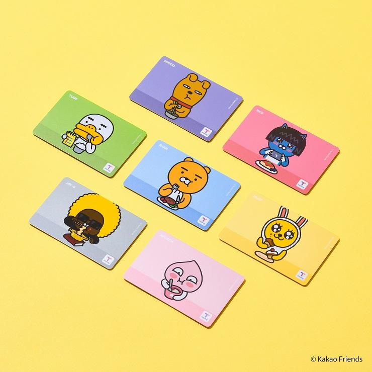 Tmoney card
