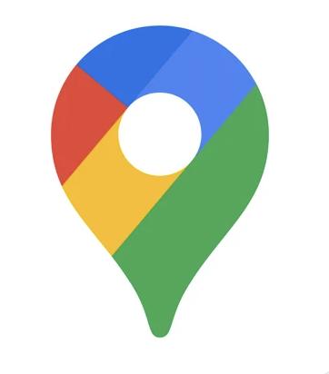 Google maps app logo